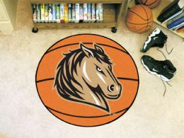Southwest Minnesota State University Ball-Shaped Area Rugs (Ball Shaped Area Rugs: Basketball)