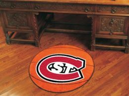 St.Cloud State University Ball-Shaped Area Rugs (Ball Shaped Area Rugs: Basketball)