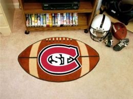 St.Cloud State University Ball-Shaped Area Rugs (Ball Shaped Area Rugs: Football)