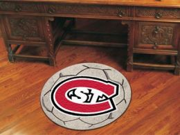 St.Cloud State University Ball-Shaped Area Rugs (Ball Shaped Area Rugs: Soccer Ball)