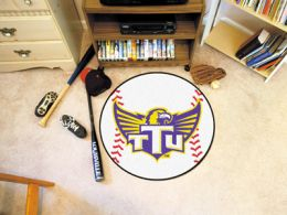 Tennessee Tech Ball Shaped Area Rugs (Ball Shaped Area Rugs: Baseball)