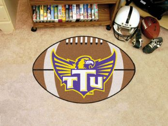 Tennessee Tech Ball Shaped Area Rugs (Ball Shaped Area Rugs: Football)