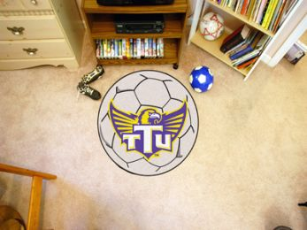 Tennessee Tech Ball Shaped Area Rugs (Ball Shaped Area Rugs: Soccer Ball)