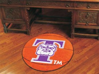 Truman State University Sports Ball Shaped Area Rugs (Ball Shaped Area Rugs: Basketball)