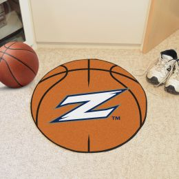University of Akron Ball Shaped Area Rugs (Ball Shaped Area Rugs: Basketball)