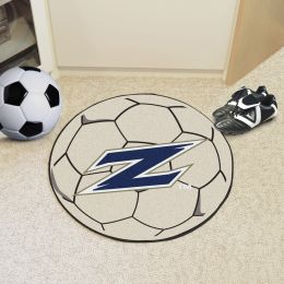 University of Akron Ball Shaped Area Rugs (Ball Shaped Area Rugs: Soccer Ball)