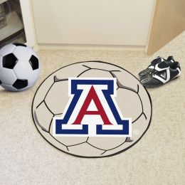University of Arizona Ball Shaped Area Rugs (Ball Shaped Area Rugs: Baseball)
