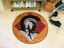 University of Arkansas Little Rock Ball Shaped Area Rugs (Ball Shaped Area Rugs: Basketball)
