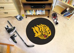 University of Arkansas at Pine Bluff Ball Shaped Area Rugs (Ball Shaped Area Rugs: Hockey Puck)