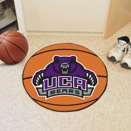 University of Central Arkansas Bears Ball Shaped Area Rugs (Ball Shaped Area Rugs: Basketball)