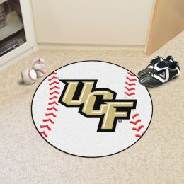 University of Central Florida Ball Shaped Area Rugs (Ball Shaped Area Rugs: Baseball)