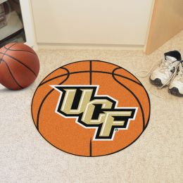 University of Central Florida Ball Shaped Area Rugs (Ball Shaped Area Rugs: Basketball)