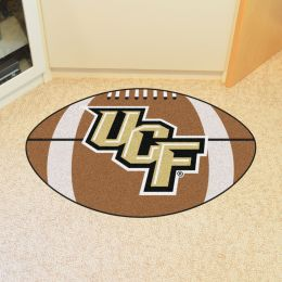 University of Central Florida Ball Shaped Area Rugs (Ball Shaped Area Rugs: Football)