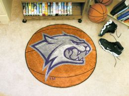 University of New Hampshire Ball Shaped Area Rugs (Ball Shaped Area Rugs: Basketball)