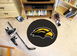 University of Southern Mississippi Ball Shaped Area Rugs (Ball Shaped Area Rugs: Hockey Puck)