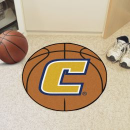 University of Tennessee at Chattanooga Ball Shaped Area rugs (Ball Shaped Area Rugs: Basketball)