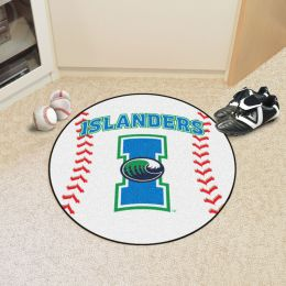 Texas A&M-Corpus Christi University-Corpus Christi Ball Shaped Area rugs (Ball Shaped Area Rugs: Baseball)