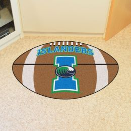 Texas A&M-Corpus Christi University-Corpus Christi Ball Shaped Area rugs (Ball Shaped Area Rugs: Football)