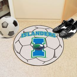 Texas A&M-Corpus Christi University-Corpus Christi Ball Shaped Area rugs (Ball Shaped Area Rugs: Soccer Ball)