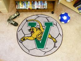 University of Vermont Ball Shaped Area Rugs (Ball Shaped Area Rugs: Soccer Ball)