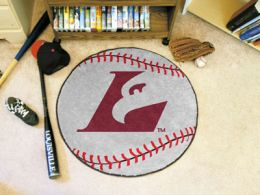 University of Wisconsin–La Crosse Ball Shaped Area Rugs (Ball Shaped Area Rugs: Baseball)