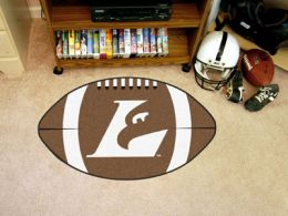 University of Wisconsin-La Crosse Ball Shaped Area Rugs (Ball Shaped Area Rugs: Football)