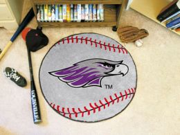 Wisconsin Whitewater Ball Shaped Area Rugs (Ball Shaped Area Rugs: Baseball)