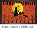 Indoor & Outdoor Witch's Ride MatMates Doormat – 18 x 30
