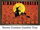 Indoor & Outdoor Witch's Ride MatMates Doormat - 18 x 30