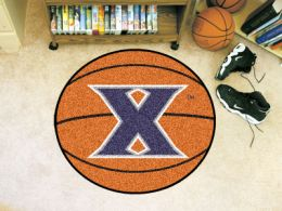 Xavier University Ball Shaped Area Rugs (Ball Shaped Area Rugs: Basketball)